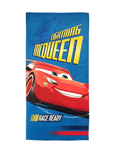 Disney/Pixar CARS 3 - Details & Downloadable Activity Sheets #Cars3 - Disney/Pixar Cars 3 Stacking Cotton Pool/Beach/Bath Towel