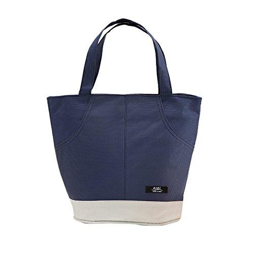 Bucket Picnic Pouch Termico Marina Con Borsa Militare Bag Lunch Vovotrade Cool Isolamento Termica Handbag Pratica ❤ Tote Box 6Znxq8f