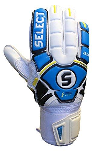 Select Sport America 33 All Round Goalkeeper Gloves, 10 ()