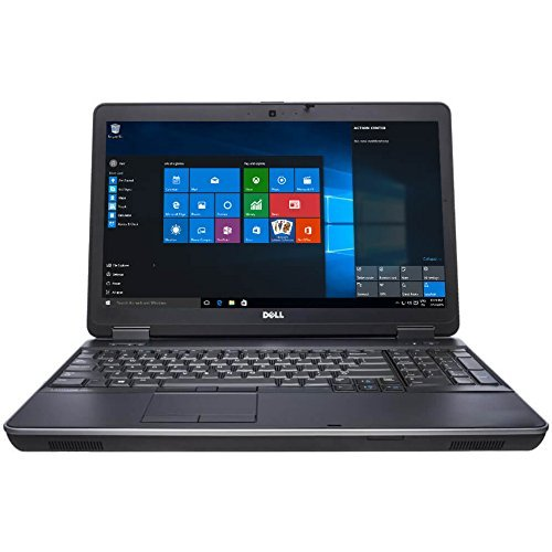 Dell Latitude E6440 14in LED Laptop Intel i5-4200M Dual Core 2.5GHz 4GB DDR3 Ram 320GB Hard Drive Webcam Windows 10 Pro (Renewed)