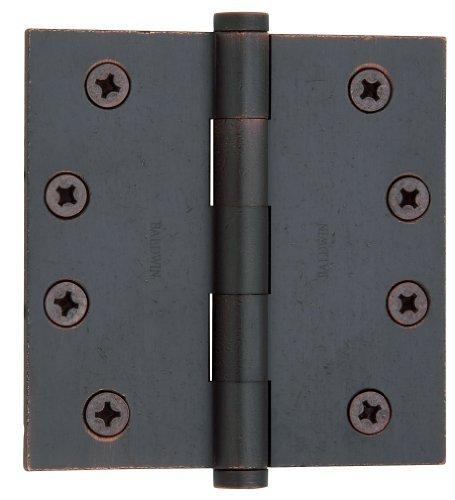Baldwin 1040412I Distressed Venetian Bronze General Hardware 4