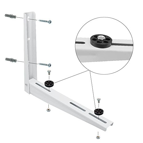 Wall Bracket Ductless Split Conditioner Condensing Support