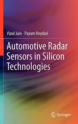 Automotive Radar Sensors in Silicon Technologies ()