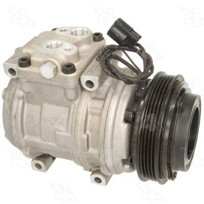 Four Seasons 98344 New AC Compressor