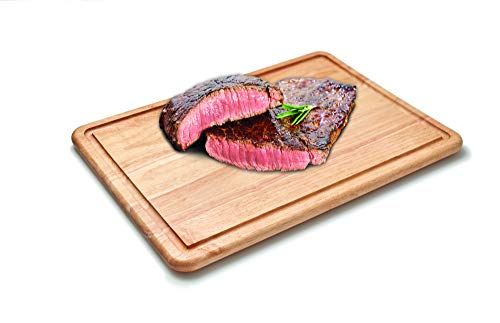 Farberware 5241097 Hardwood Cutting Board, 15