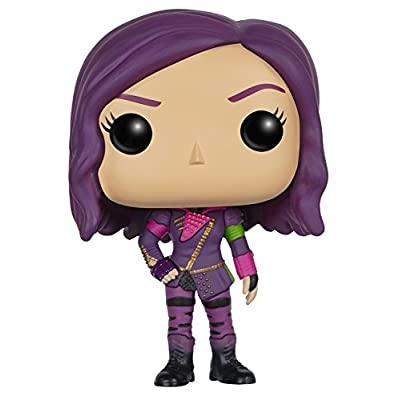 Funko POP Disney: Descendants - Mal Action Figure: Funko Pop! Disney:: Toys & Games