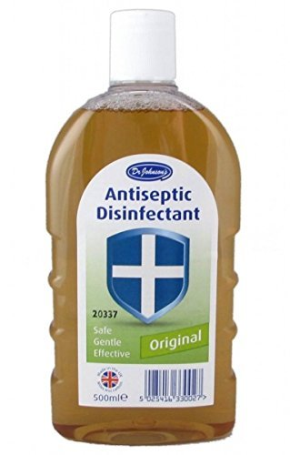 antiseptic and disinfectant