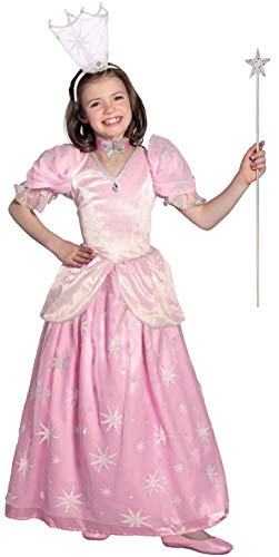 Princess Paradise The Wizard of Oz Glinda The Good Witch Pocket Princess Costume, Pink, Medium]()