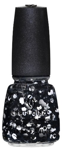 China Glaze Nail Lacquer, Whirled Away, 0.5 Fluid Ounce ()
