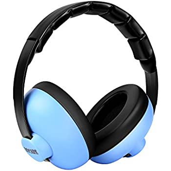 BBcare Baby Ear Protection Noise Cancelling HeadPhones for Babies for 3 Months to 2 Years-Blue