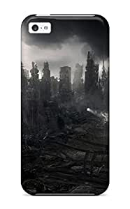 TYH - New Premium Flip Case Cover Post Apocalyptic Skin Case For Iphone 4/4s phone case