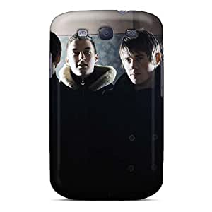 Samsung Galaxy S3 TMK16679VIYv Support Personal Customs High Resolution Arctic Monkeys Band Pictures Scratch Protection Hard Phone Cases -CristinaKlengenberg