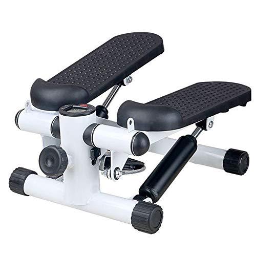 Steppers, Home Mute Multifunctionele Fietssportuitrusting met calorieën en stappen, tot 150kg