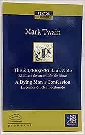 THE £ 1,000,000 BANK NOTE/EL BILLETE DE UN MILLÓN DE