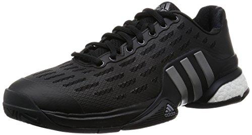 Nero Negbas Barricade Grigio uomo Sneakers da 2016 Boost Hiemet Adidas negbas WdgqnYzq