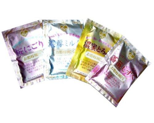 入浴剤 お姫様風呂シリーズ 4種 各12包計48包セット   B077JP9TY4