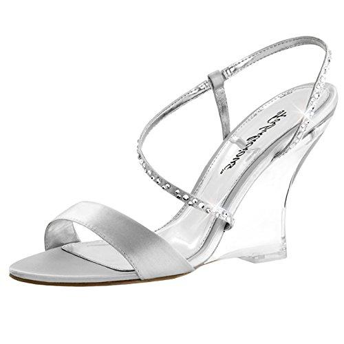 Keilabsatz Sandaletten Lovely-417