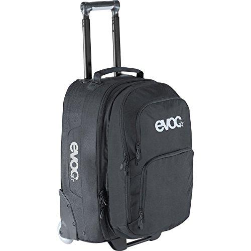 EVOC, Terminal bag 40L + 20L, Travel bag with detachable backpack, Black Terminal Travel Bag