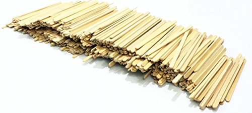 wooden mixing sticks - 3