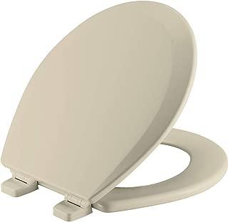 product image for Bemis 500TTT 006 Toilet Seat, 1 Pack Round, Bone