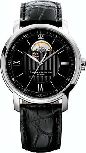 Baume-Mercier-Mens-8689-Classima-Skeleton-Display-Watch