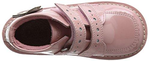Kickers Mädchen Kick Hi F Patl If Lt Stiefel Pink (Light Pink)