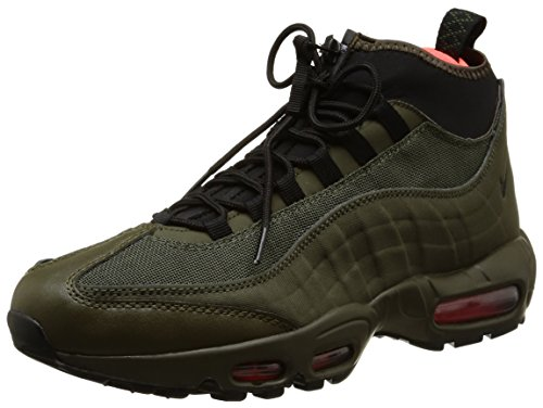 Nike Air Max 95 Sneakerboot Mens Dark Ldn / Black-cargo Kaki-bright Crms