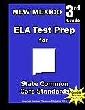 New Mexico 3rd Grade ELA Test Prep, Teachers Treasures, 1482742004