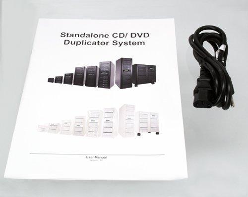 Spartan Pro 1-10 Target DVD/CD Copy Tower