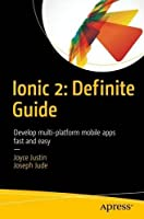 Learn Ionic 2: Develop Multi-platform Mobile Apps Front Cover