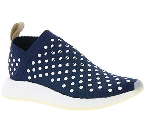 adidas Originals Women's NMD_cs2 Pk W Sneaker White-navy Blue cheap view enjoy for sale outlet lowest price sale amazing price cost online nFHyO3VM