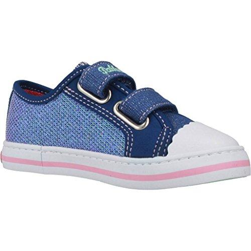 Pablosky Mädchen 939720 Sneakers Blau (Azul)