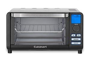 Amazon Com Cuisinart Tob 100bw Compact Digital Toaster