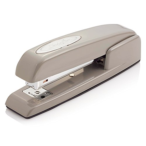 (Swingline Stapler, 747 Iconic Desktop Stapler, 25 Sheet Capacity, Steel Gray (74759))