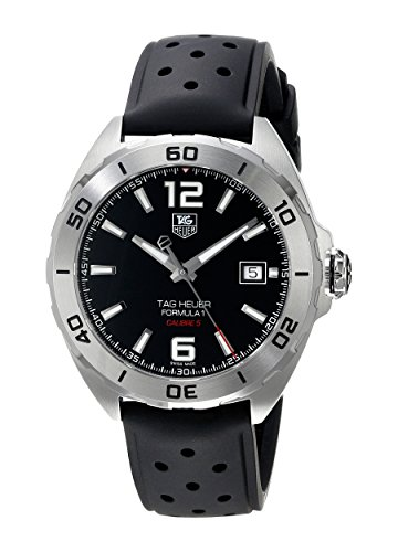 TAG Heuer Mens WAZ2113.FT8023 Formula 1 Stainless Steel Watch