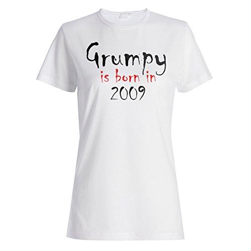 Grumpy ist 2009 geboren Damen T-shirt c266f