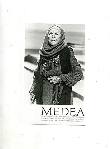 MOVIE PHOTO: MEDEA-1983-5X8 PROMO STILL-JUDITH ANDERSON-ZOE CALDWELL-MITCH RYAN-DRAMA-TV