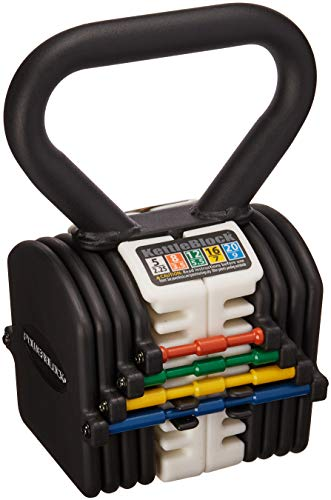 PowerBlock Adjustable Kettlebell Block (Older Model)