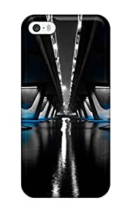 AmandaMichaelFazio ImUnRcR7080kfFxw Case For Iphone 5/5s With Nice Midnight Bridge Appearance