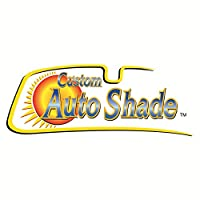 Intro-Tech Automotive TT-34 Custom Fit Windshield Sunshade Custom Fit Sunshade Silver Custom Fit Windshield Sunshade