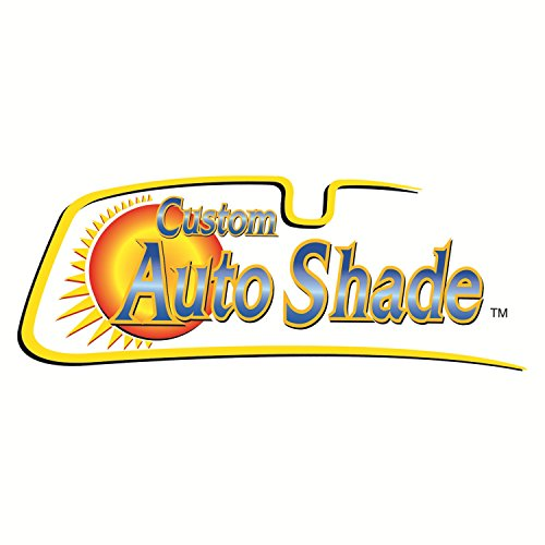 Intro-Tech Silver w//Sensor Automotive HI-34A Customer Auto Shade Sun Sunshade
