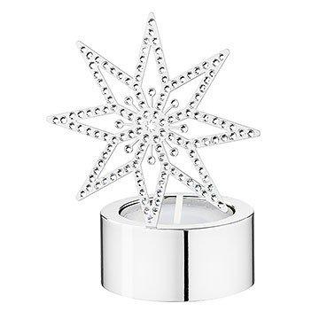 Swarovski 5030477 Silver Star Tea Light