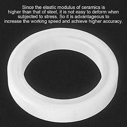 1pc 6806-2RS Sealed Full Ceramic Bearing ZrO2 Ball Bearing 30x42x7mm