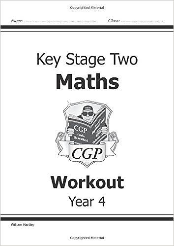 KS2 Maths Workout - Year 4 (CGP KS2 Maths): Amazon.co.uk: William ...