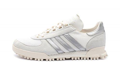 adidas Herren Marathon TR Schuhe crystal white
