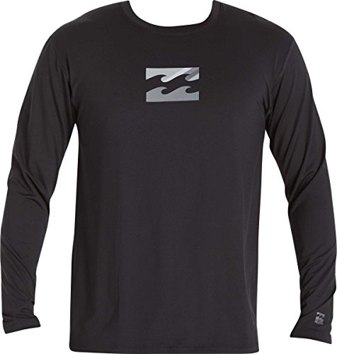 빌라봉 Billabong Mens Chronicle Regular Fit Long Sleeve Rashguard