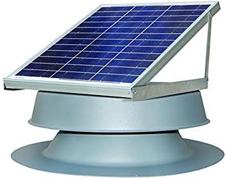 Solar Attic Fan 36-watt with 25-Year Warranty – Florida Rated