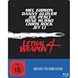 ** Lethal Weapon 4 [ Blu-ray] Limited Steelbook **