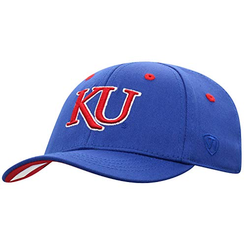 NCAA Kansas Jayhawks Infant One-Fit Hat - Ncaa Infant Wool