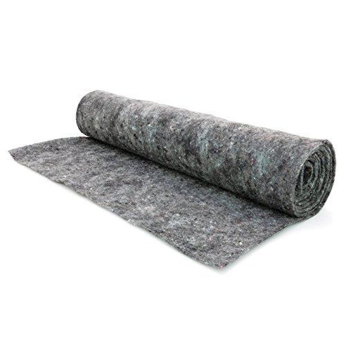 Primaflor - Ideen in Textil Geotextile Non-Woven Fabric Roll Crate Wrap - 300g/m² 2 x 10m, Protective Pond Liner Weed Control Garden Fleece